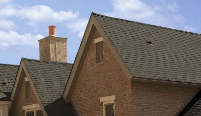 Landmark Solaris shingles with cool roof technology