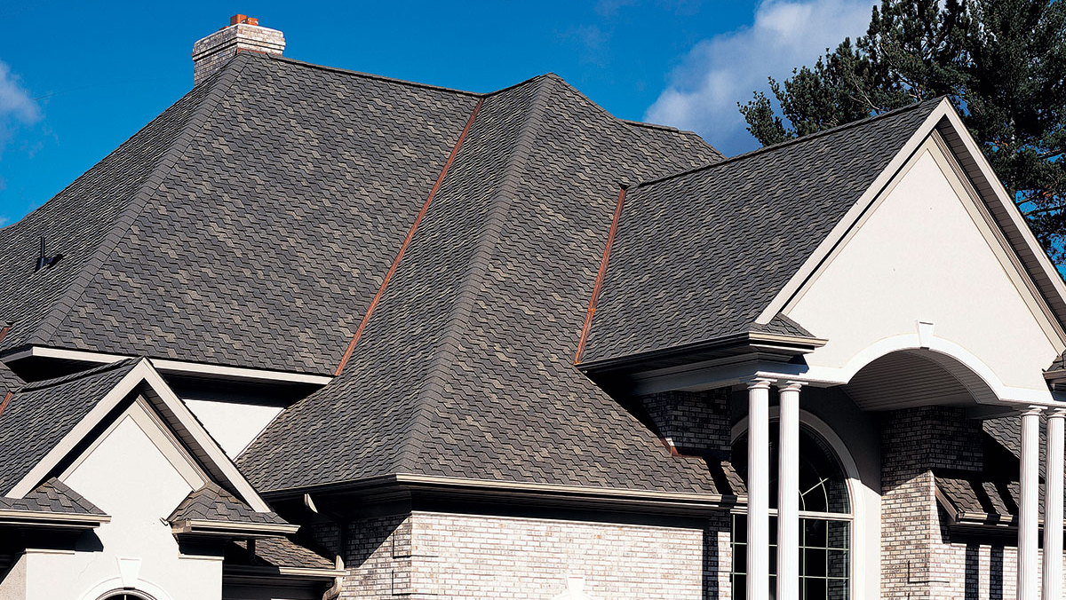 Presidential Shake - luxury roofing shingle